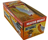 HotHands Insole Foot Warmers (16 pairs) plus optional 1 FREE SAMPLE Body & Hand Super Warmer