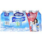 Nestlé Pure Life Purified Bottled Water, 16.9 Oz., Case Of 24
