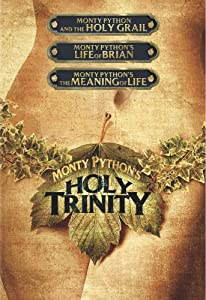 Monty Python Holy Trinity (Monty Python and the Holy Grail / Monty Python's Life of Brian / Monty Python's The Meaning of Life) by Sony Pictures Home Entertainment