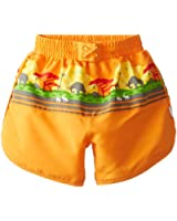 i play. Baby Boys' Board Shorts with Built in Reusable Absorbent Swim Diaper UPF 50+