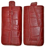 Suncase Original Real Leather Case for Samsung Galaxy Young DuoS S6312