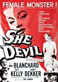 She Devil [DVD] [1957] [Region 1] [US Import] [NTSC]