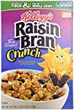Kellogg's Raisin Bran Crunch, 18.2 Oz. Box (3 Pack)