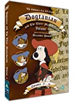 Dogtanian And The Three Muskehounds Vol.4 [DVD] [1991]