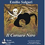Il Corsaro Nero [The Black Corsair]   Emilio Salgari