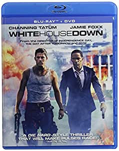 White House Down [Blu-ray] [Import]