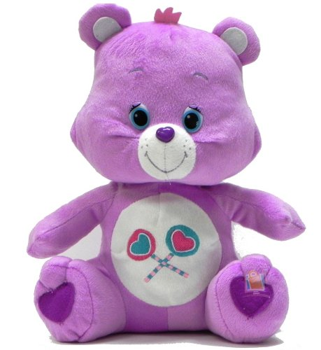 "Care Bears - Share Bear 11"" Plush - Sitting - 1"