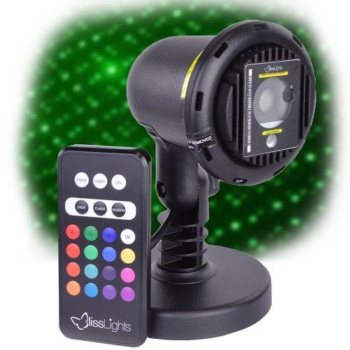 Star Shower Laser Light Projector As Seen Tv Light Show