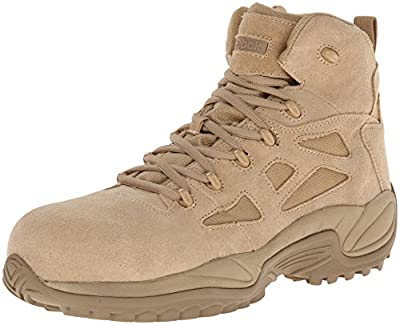 Reebok Men's Rapid Response RB RB8694 Safety Boot