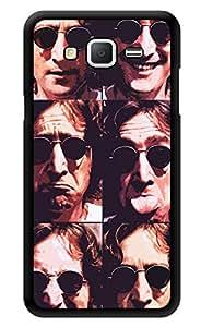 "Humor Gang John Lennon Vintage Poster Art - The Beatles Printed Designer Mobile Back Cover For ""Samsung Galaxy j2"" (3D, Glossy, Premium Quality Snap On Case)"