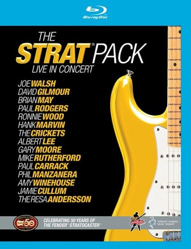 Live In Concert / The Strat Pack (2005)
