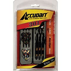 Buy Accudart 301 Set - Steel Tips by Accudart
