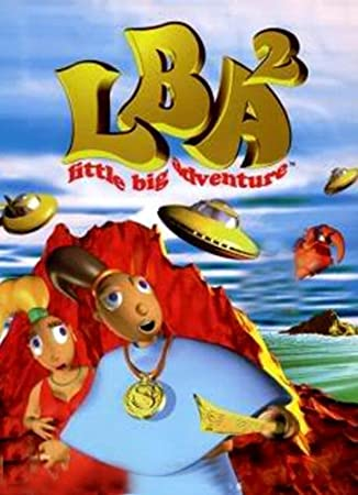 Little Big Adventure 2 (aka Twinsen's Odyssey) [Download]