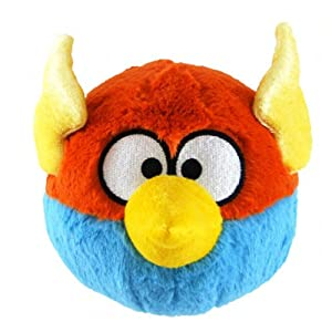Angry Birds Space Black Plush