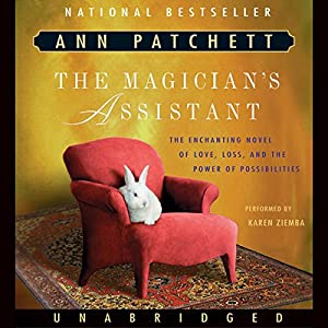 The Magician's Assistant Audiobook