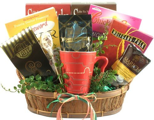 Cabin Fever, Gourmet Coffee Gift Basket and Get
