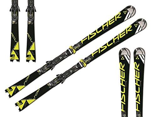 Fischer RC4 WORLDCUP SC PRO inklusive Bindung Skiset Größe 165