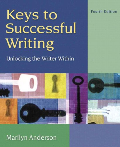 Keys to Successful Writing (with Readings) (with...