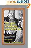 Do You Sincerely Want to Be Rich?: The Full Story of Bernard Cornfeld and I.O.S. (Library of Larceny)