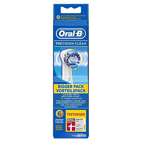 Braun Oral-B, Precision Clean 6er