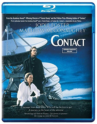 Blu-ray : Contact (Widescreen, Dolby, AC-3)