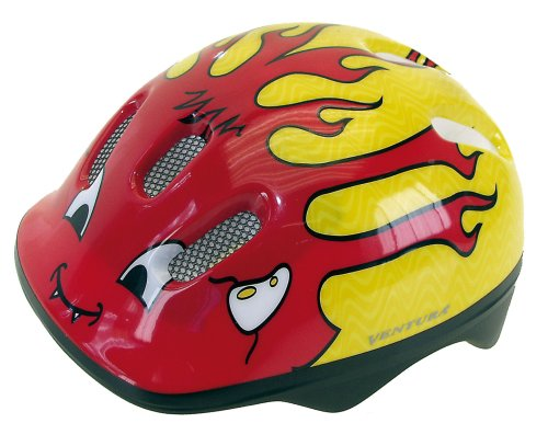 Ventura Child Bicycle Helmet (Little Devil), Small