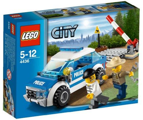 LEGO CITY 4436 - Auto di Pattuglia della Polizia