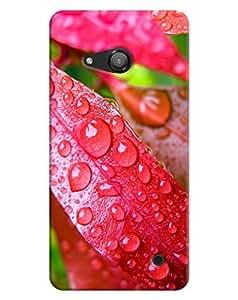 FurnishFantasy 3D Printed Designer Back Case Cover for Microsoft Lumia 550,Microsoft Lumia 550 Dual Sim