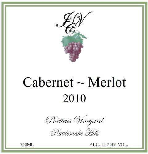 2010 Van Camp Cellars Cabernet~Merlot 750 Ml