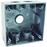 Hubbell 5345-0 Weatherproof Electrical Box