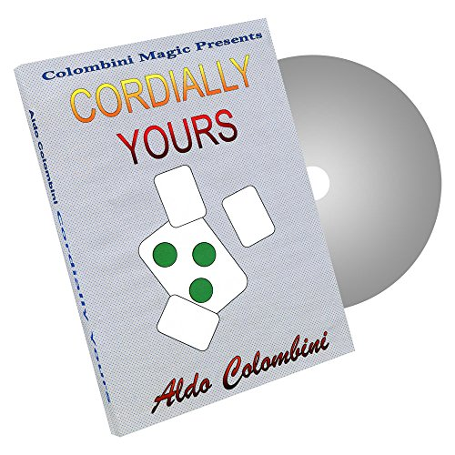 MMS Cordially Yours by Wild-Colombini Magic DVD