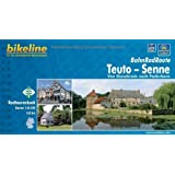 Bikeline BahnRadRoute Teuto-Senne 1 : 50 000, wetterfest/reißfest