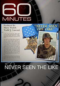 60 Minutes - Never Seen the Like