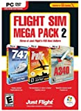 Flight Sim Mega Pack 2 (PC CD)