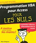 Programmation VBA pour Access