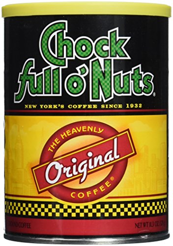 Chock Full O' Nuts Coffee, Regular, Amg, Can, 11.30-Ounce (Pack of 4) (Chock Full O Nuts Decaf compare prices)