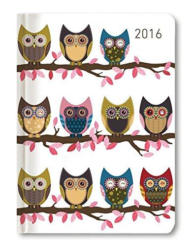 Alpha Edition 160781 Ladytimer Owls Agenda Settimanale 2016 107 X 152 cm 192 Pagine PDF