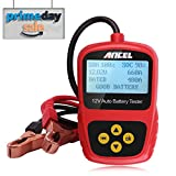 Ancel BST200 100-800 Cold Cranking Amps Portable 12V Car Battery Load Tester Electronic Battery and System Analyzer with Directly Detect Bad Cell Battery