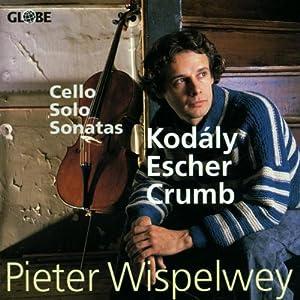 Crumbescherkodly - Cello Solo Sonatas from Globe