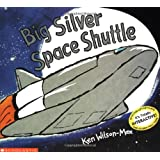 Big Silver Space Shuttle