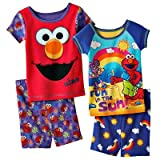 Girls Elmo 4-pc.
