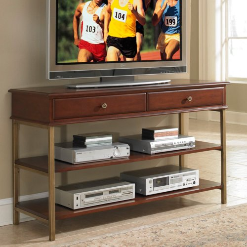 Home Styles 5051-06 St Ives Media TV Stand, Cinnamon Cherry Finish picture B007PLX5HM.jpg