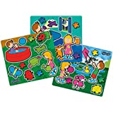 TOMY Learn Your Colours Aquadoodle Mini Mats