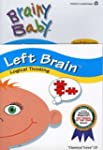 Left Brain - Brainy Baby - DVD