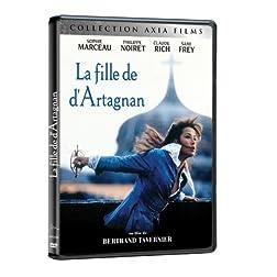La Fille De D'Rtagnan