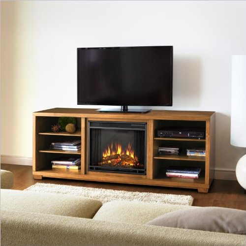 Marco Electric Fireplace Walnut image B009PY0GNI.jpg