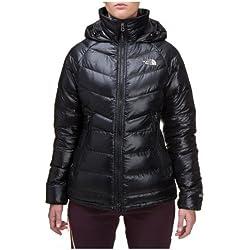 Chaqueta para mujer The North Face Down chaqueta polar chaqueta para mujer, invierno, color Negro - negro, tamaño M