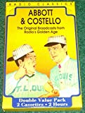 Abbott and Costello the Original Broadcasts From Radio