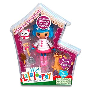 Mini Lalaloopsy Mittens Bundles up 3rd Edition