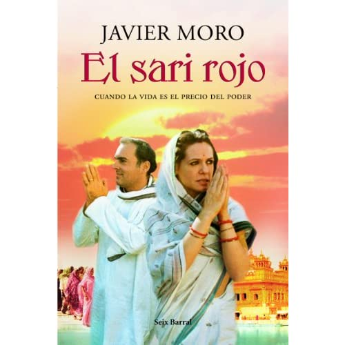 El sari rojo/ The red sari (Seix Barral Biblioteca Breve) (Spanish Edition)